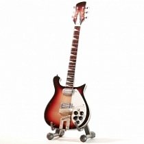 Мини-гитара RICKENBACKER  Limited Edition - Tom Petty (THE HEARTBREAKERS)